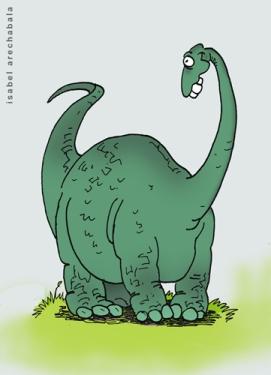 Apatosaurio