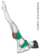 Pila Teleña. Encilopedia de los ejercicios de Pilates