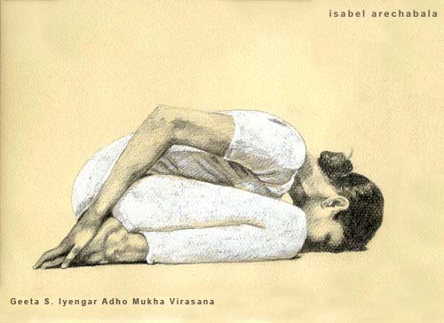 Geeta-Iyengar.-Adho-Mukha-Virasana